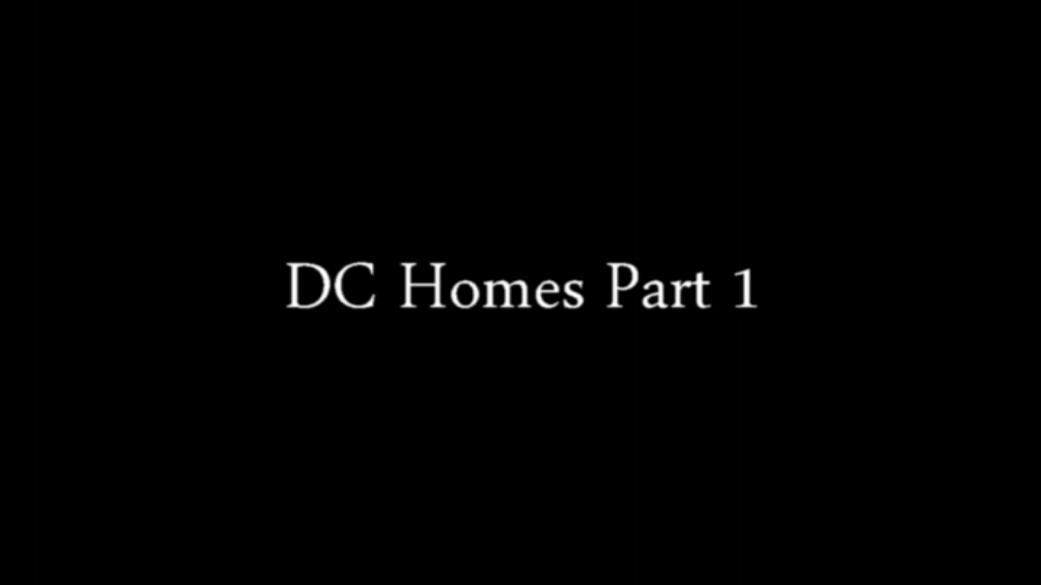 Washington DC Homes  Virtual Tour Part 1