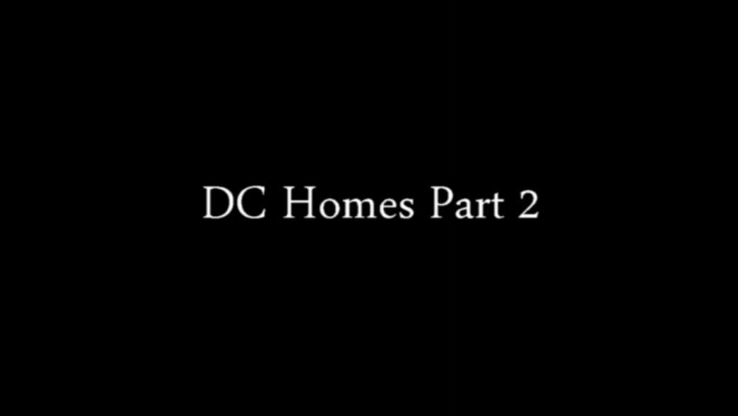 Washington DC Homes  Virtual Tour Part 2