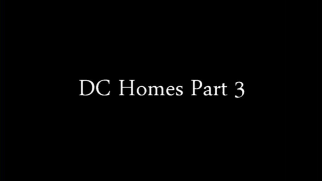 Washington DC Homes  Virtual Tour Part 3