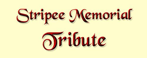Stripee Memorial Banner