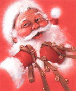 Loading Santa Picture.